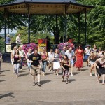 Large Group Salsa Dance in Colchester